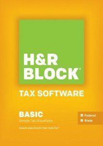 H&R Block free tax filing