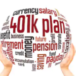 401 K retirement plan