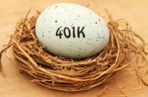 your 401K next egg