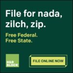 h&r block tax filing software